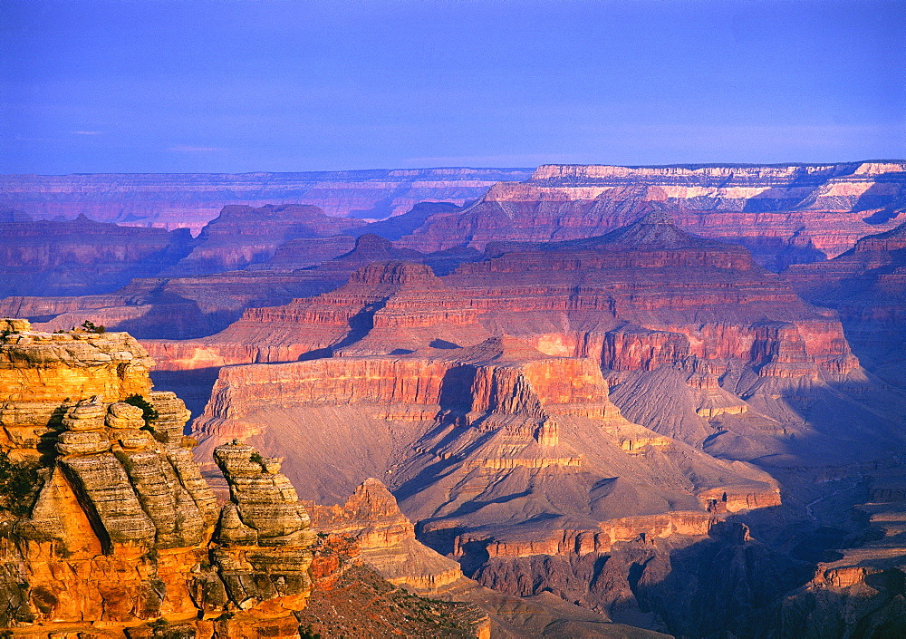 USA, Arizona, Red Canyon - 778-926
