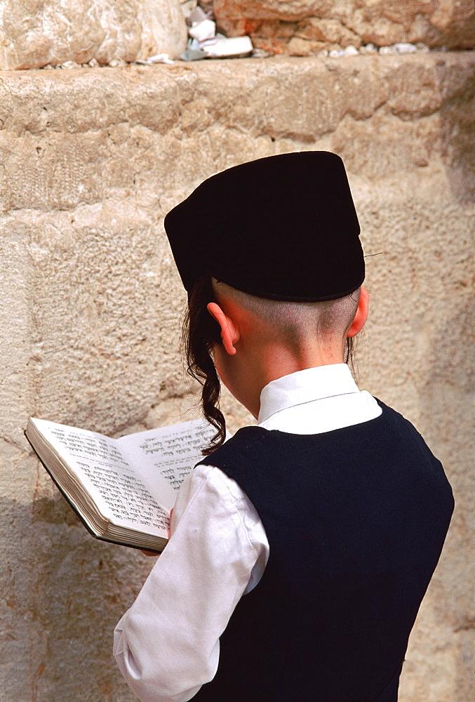 Israel, Jerusalem, The Wailing Wall - 778-5262