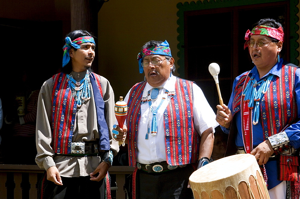 Zuni Pueblo Dancers