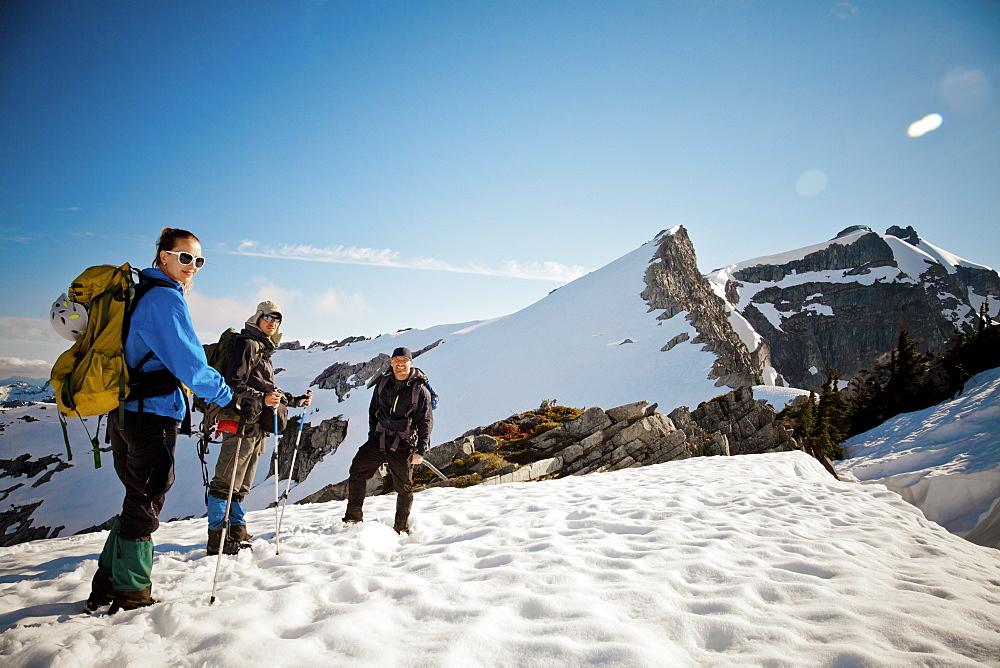 Grainger Peak, British Columbia, Canada