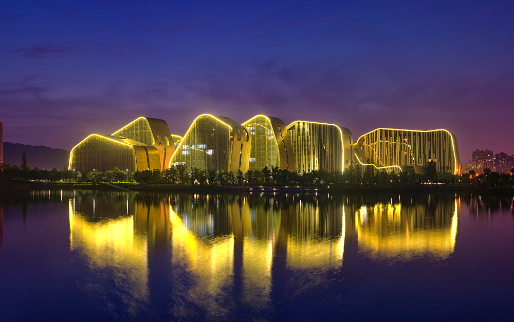 White Horse Lake Convention Center (Baimahu, Hangzhou) III