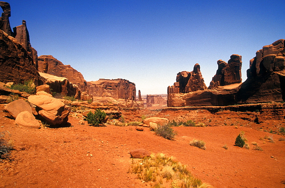Needles section, Canyonlands National Park - 857-92689