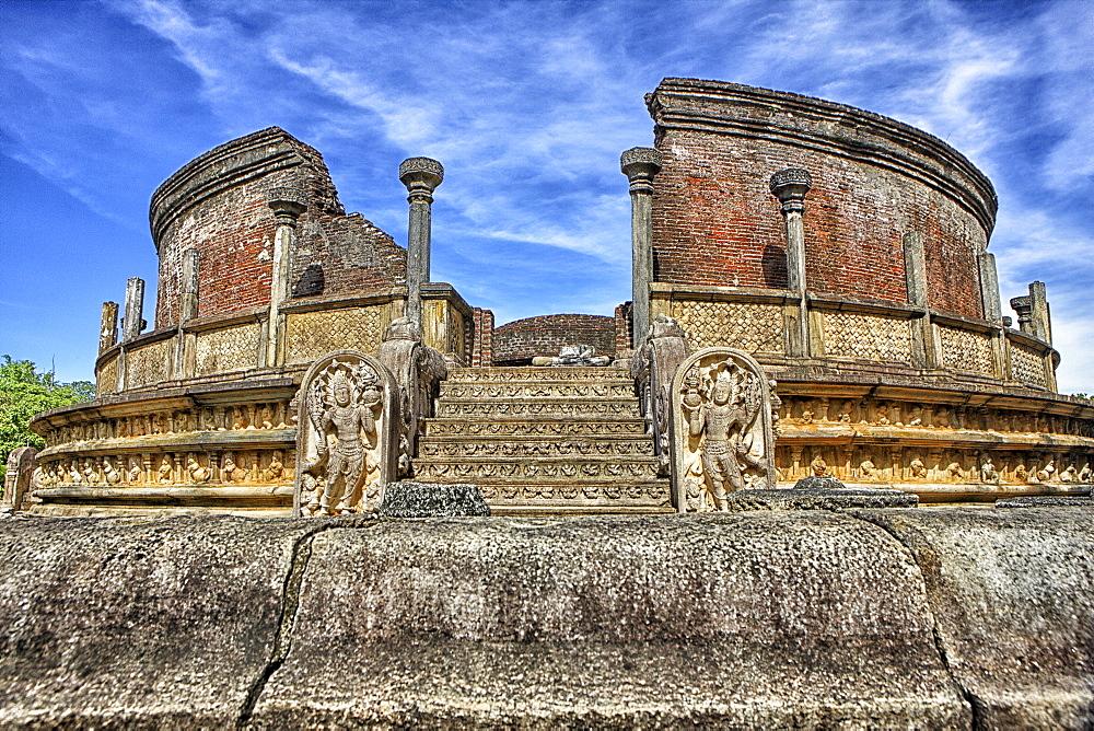 Polonnaruwa ruins, Polonnaruwa, SriLanka