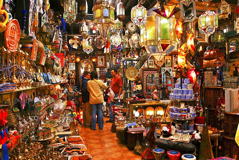 Wholesale Market Of Al-andalus In Spain