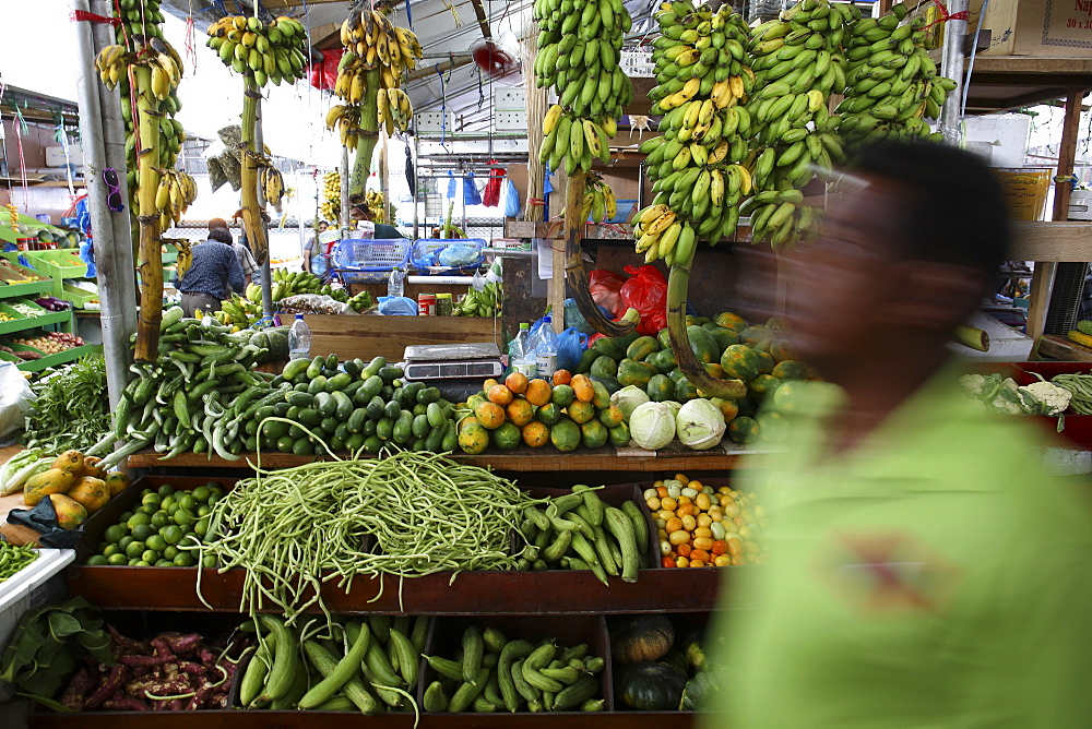 The Local Market Of Maldives Is Filled With Local Products