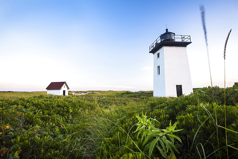 Wood End Light lighthouse, Provincetown, Massachusetts, United States