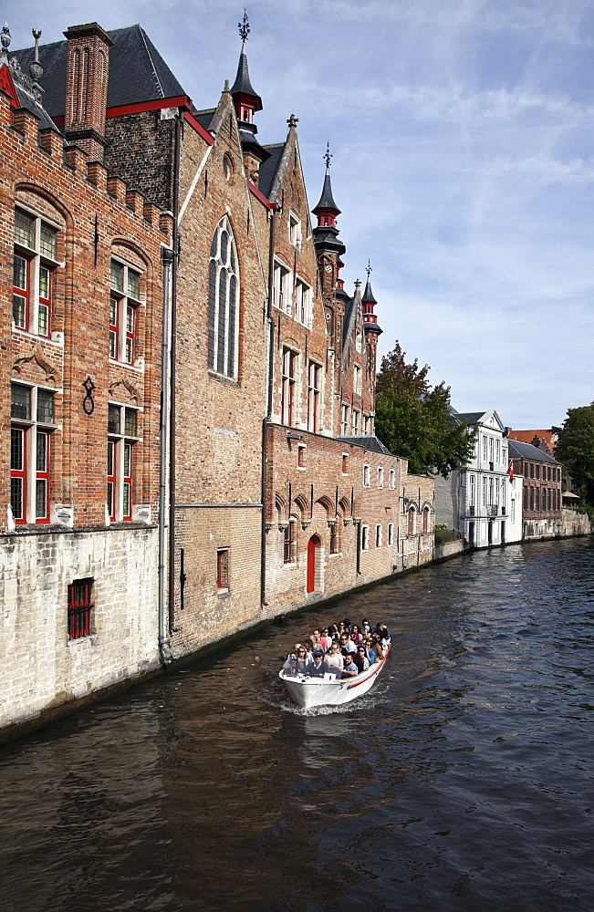 Boat tours show off the best of this medieval city.