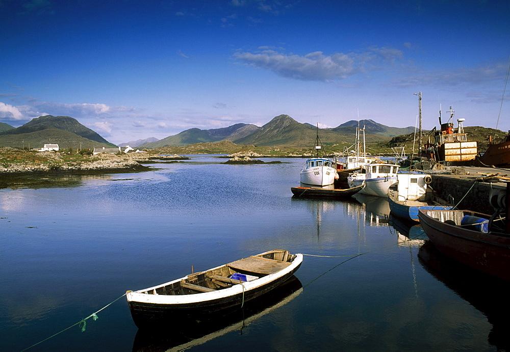 Ballynakill, Connemara, County Galway, Ireland, Connemara, County Galway, Ireland, Near Letterfrack