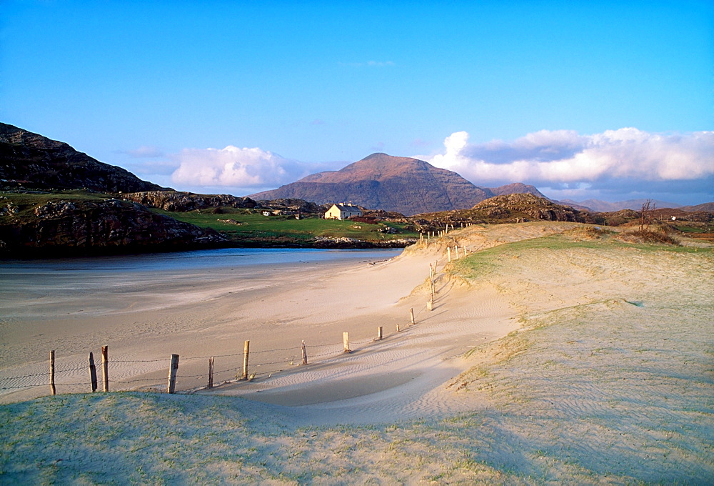Connemara, County Galway, Ireland, Near Gowlaun
