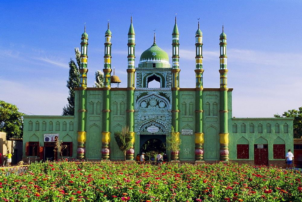 Mosque, Turpan, Xinjiang, China