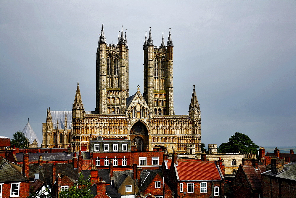 Lincoln Cathedral, Lincoln, England
