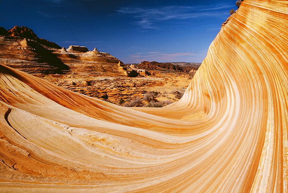 The Wave, Paria Canyon-Vermilion Cliffs Wilderness Area, Arizona, Usa