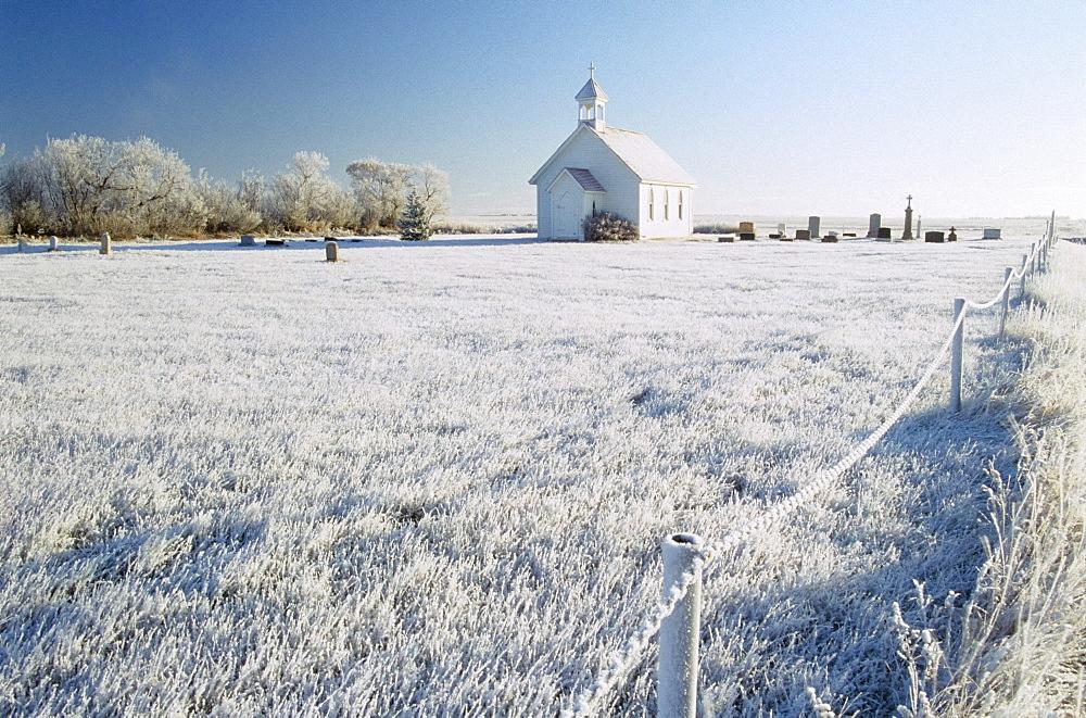 Saint Columba Anglican Church, Tuxford, Saskatchewan, Canada