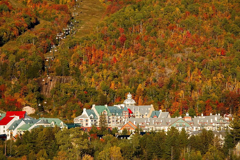 Mont Tremblant Quebec, Canada