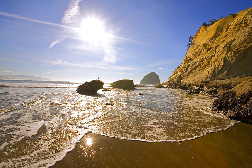 Cape Kiwanda, Oregon, United States Of America