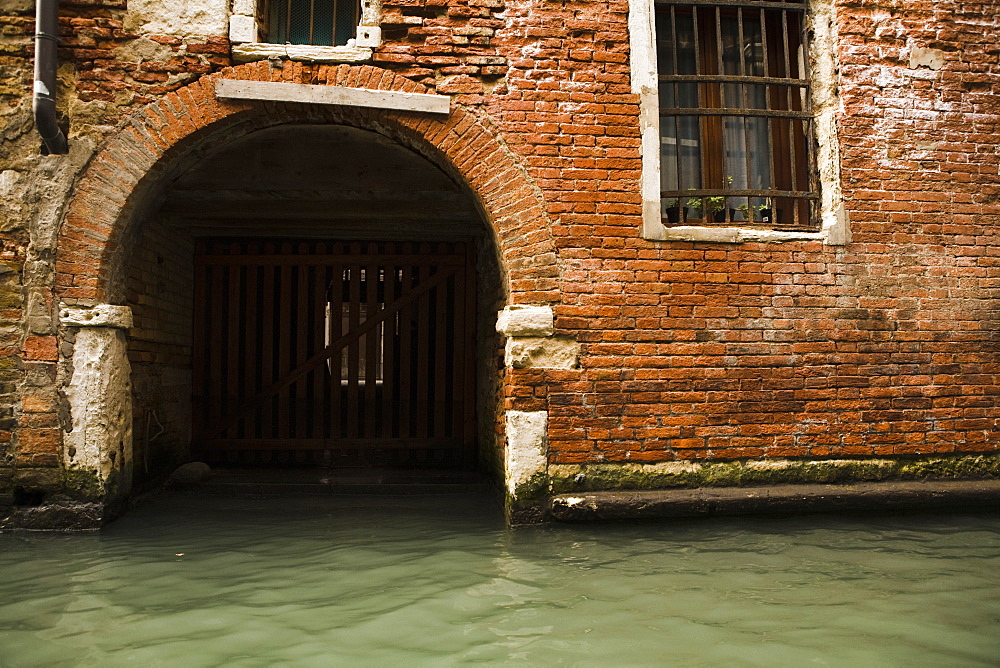 Place For Mooring, Canal, Venice, Italy