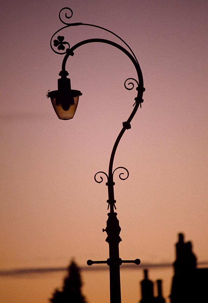 Georgian Light, Dublin, Ireland