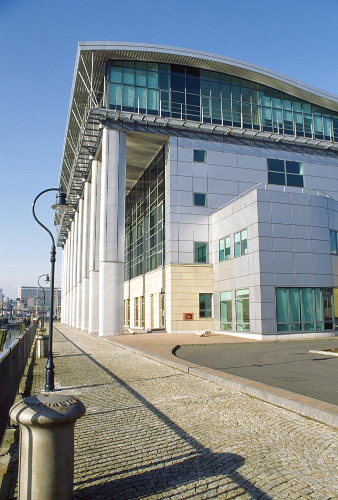 Dockland Development, Laganside, Co Down, Hillsborough