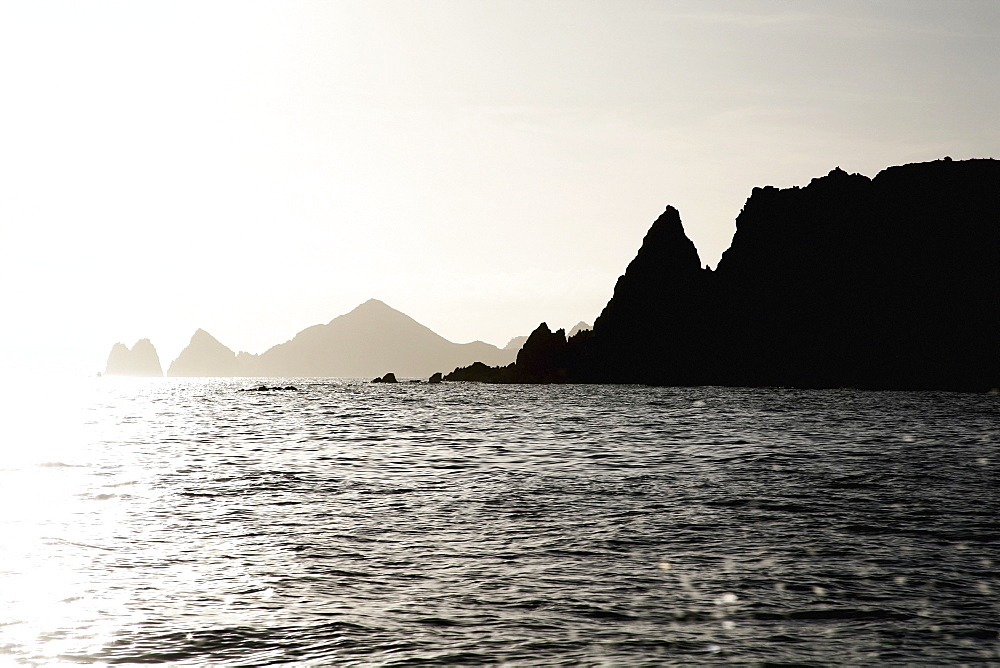 Coastline, Cabo San Lucas, Mexico