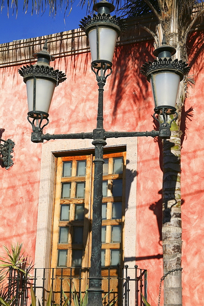 Street Lights, Cabo San Lucas, Mexico