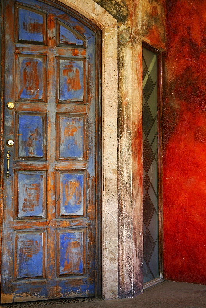 Weathered Door, Cabo San Lucas, Mexico