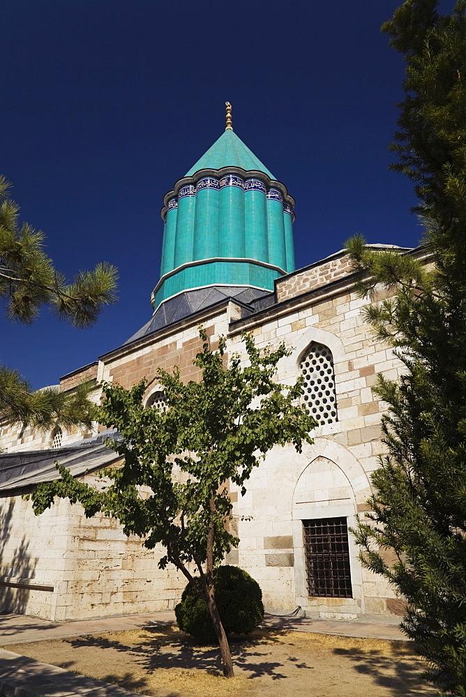 Mevlana Museum, Konya, Turkey - 1116-40878