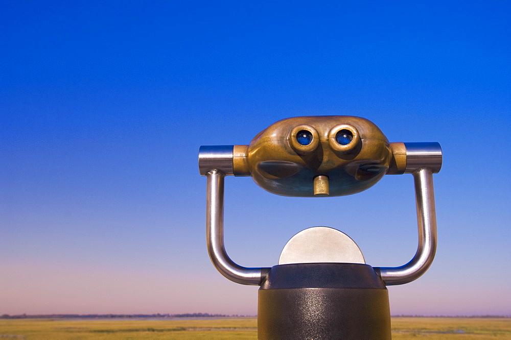 Giant Binoculars. - 1116-41531