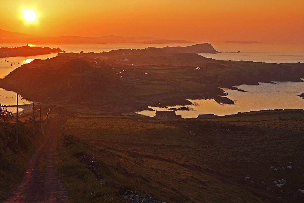 Sunrise Over Crookhaven In West Cork, County Cork, Ireland
