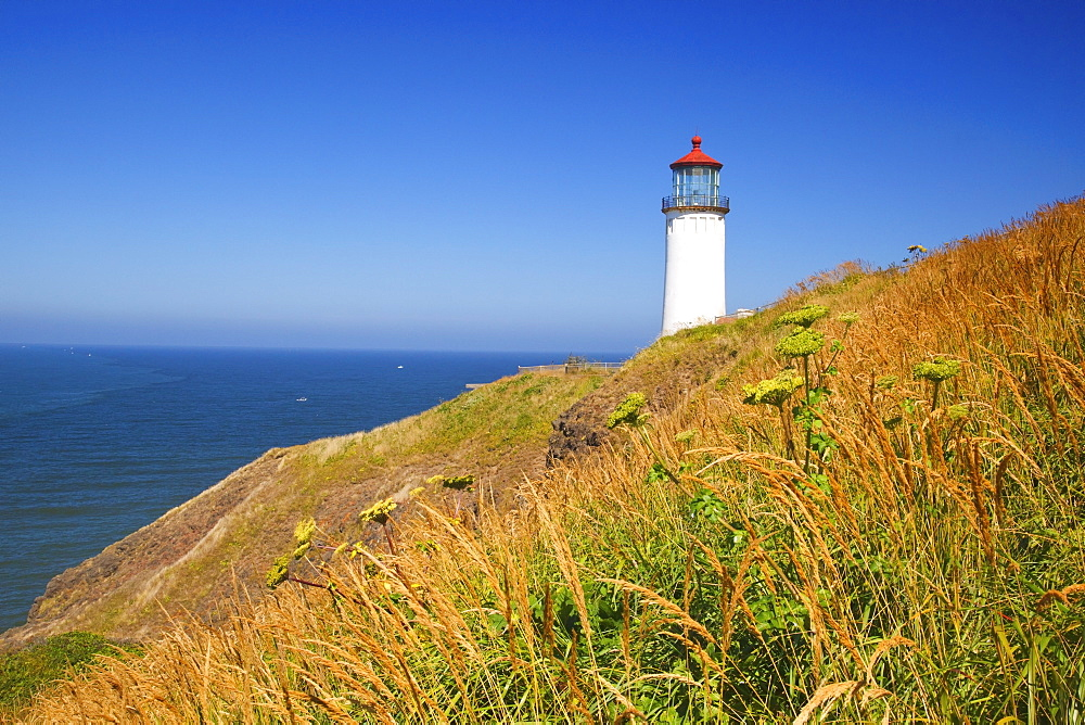 North Head Lighthouse, Ilwaco, Washington, United States of America