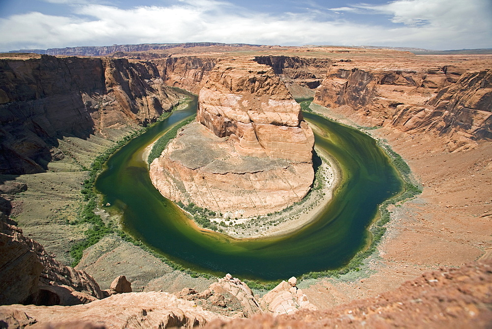 Horseshoe Bend Canyon, Page, Arizona, United States Of America
