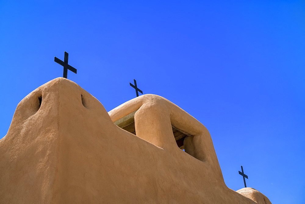 Our Lady Of Saint John Of The Lakes Catholic Church, Talpa, New Mexico, United States Of America