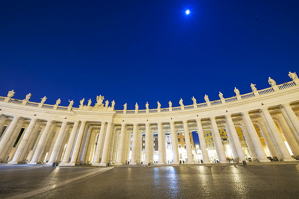 St. Peter's Square, Vatican City, Rome, Lazio, Italy