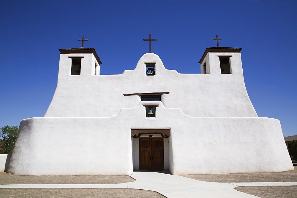Isleta Pueblo, Saint Augustine Mission, New Mexico, United States Of America