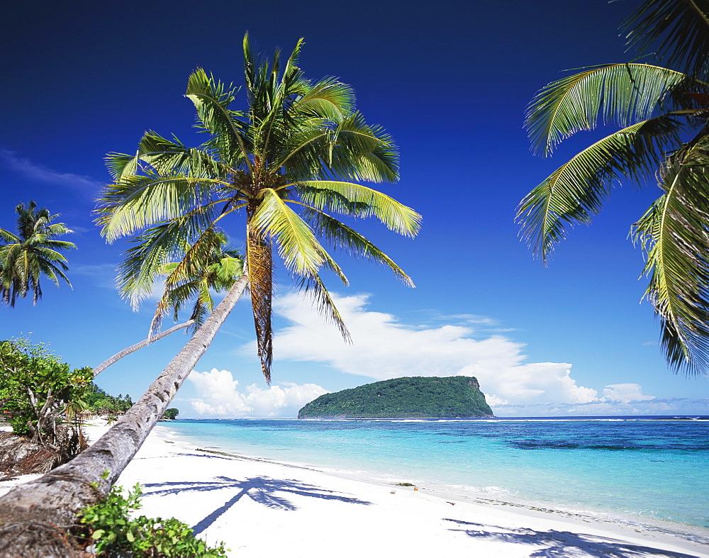 Southeast Coast Of Upolu Island, Upolu Island, Samoa