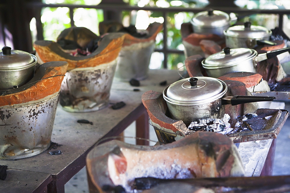 Local Laos Cooking Course, Luang Prabang, Laos