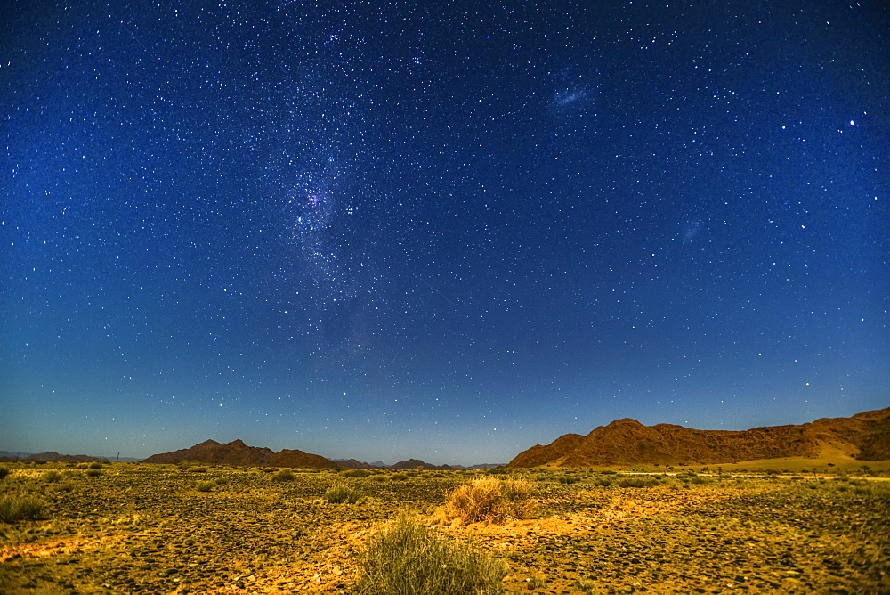 Night Sky Over Namibia, Sossusvlei, Namibia