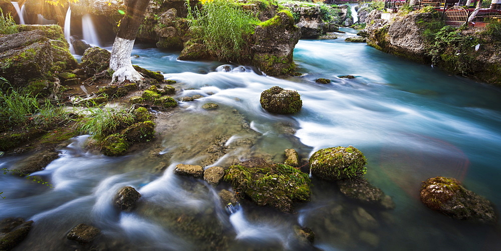 Cydnus River Flowing Through Tarsus, Tarsus, Turkey