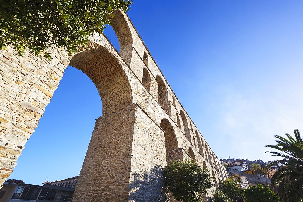 Aqueduct Kamares, Neapolis, Greece