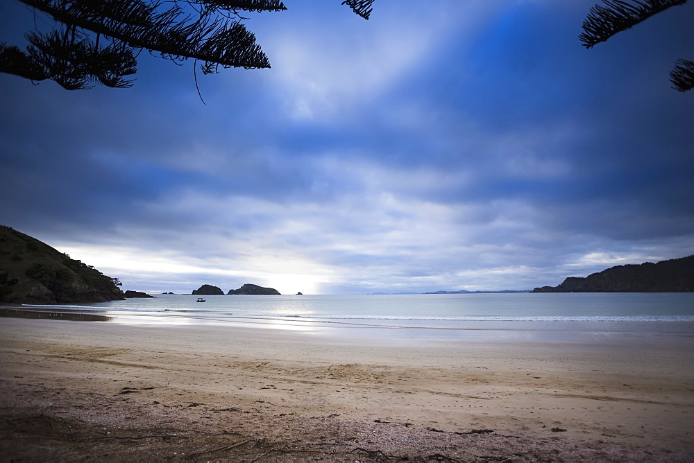 Beachfront Camping In Matauri Bay, Northland, New Zealand