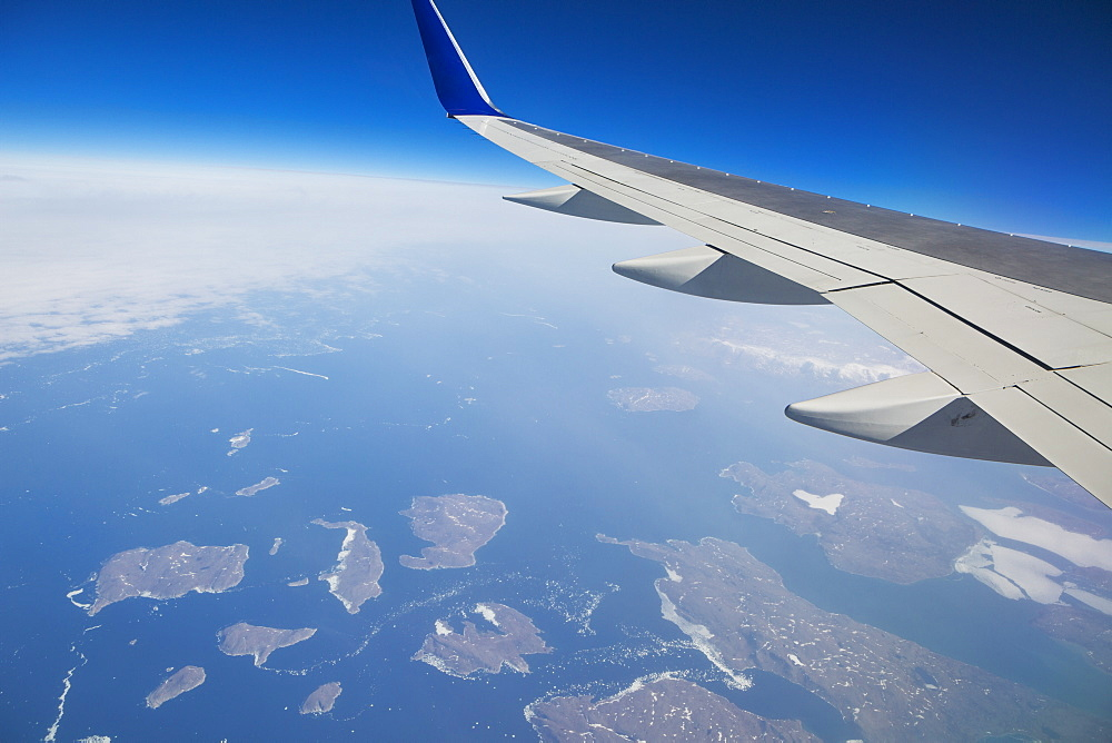 Flying Over Scandinavia, Sweden