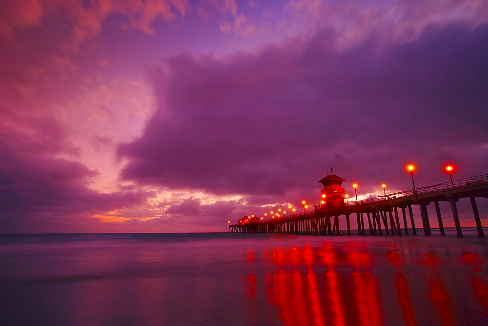 Huntington Beach, California, Usa