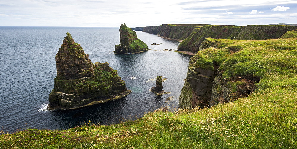 Stacks Of Duncansby, Scotland