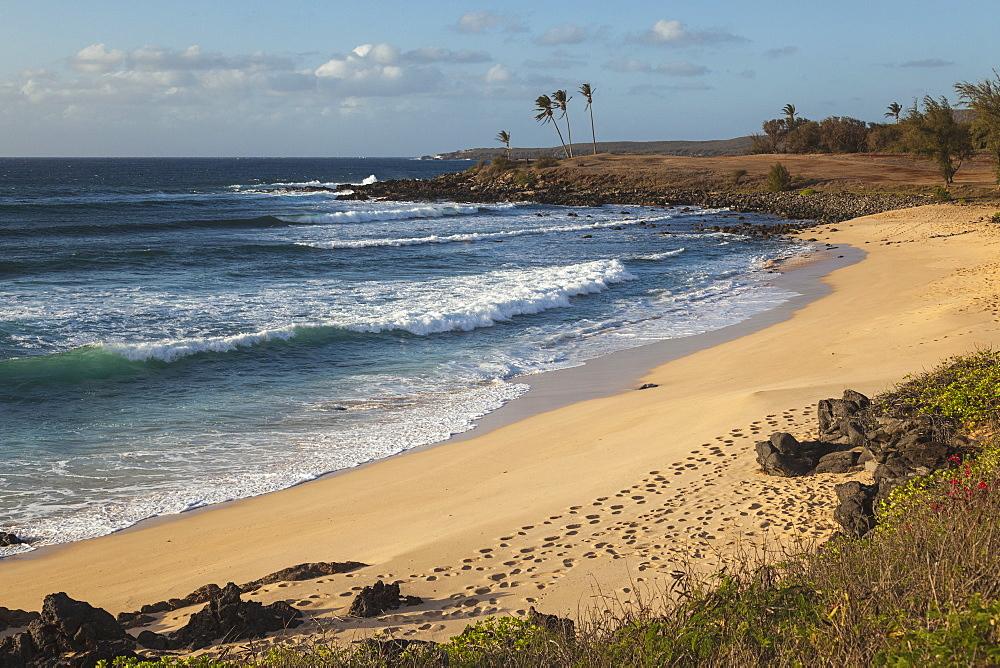 Kepuhi Beach, Molokai, Island Of Hawaii, Hawaii, United States Of America