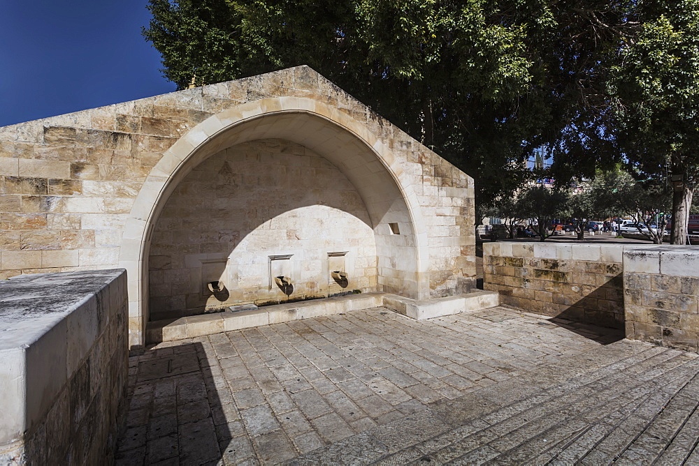 Mary's Well, Nazareth, Israel