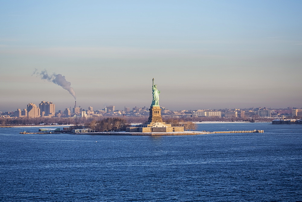 Statue Of Liberty, Manhattan, New York, United States Of America