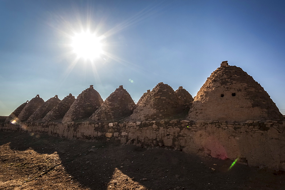 Traditional Mud Brick Beehive Houses, Harran, Turkey