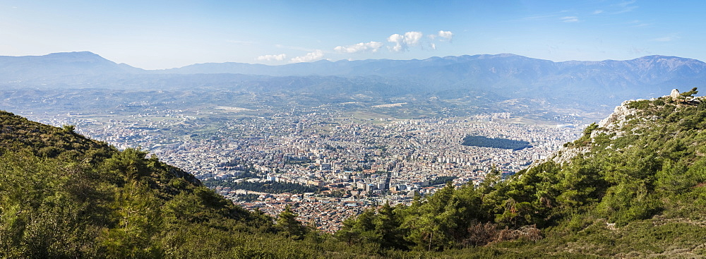 Cityscape Of The Modern City Of Antakya, Antakya, Turkey