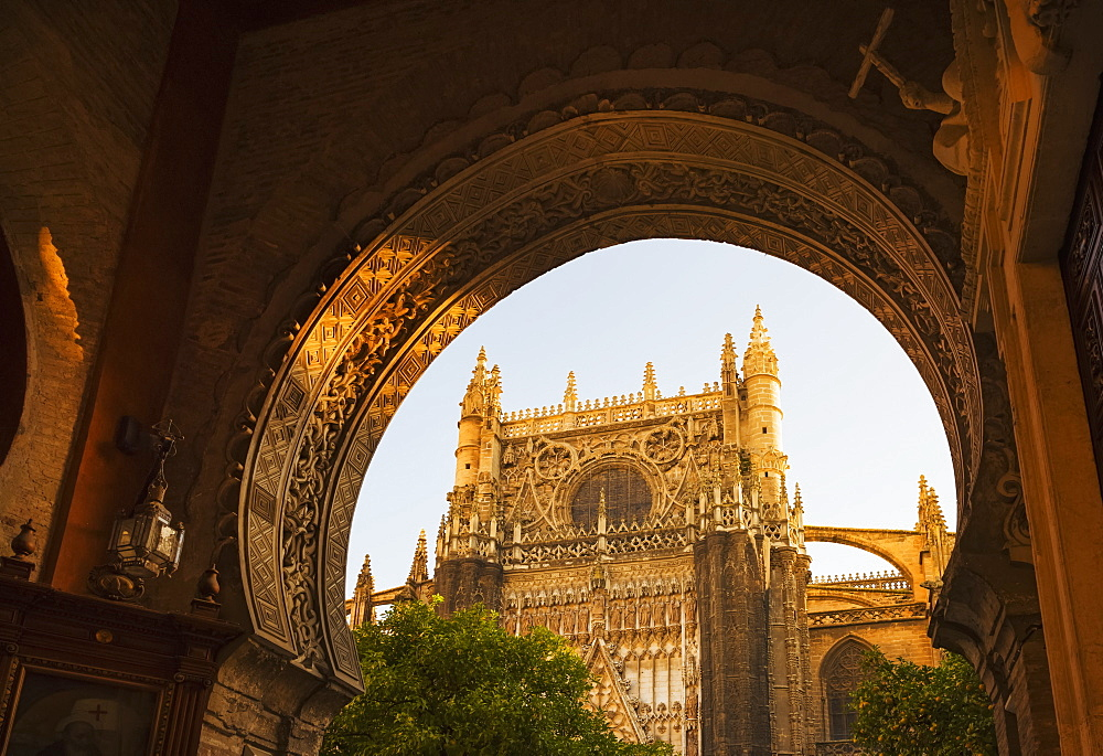 Seville Cathedral, Seville, Andalusia, Spain