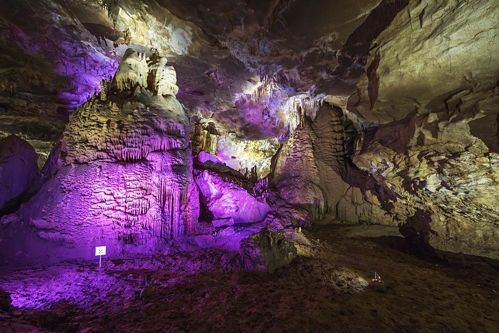 Prometheus Cave, Imereti, Georgia