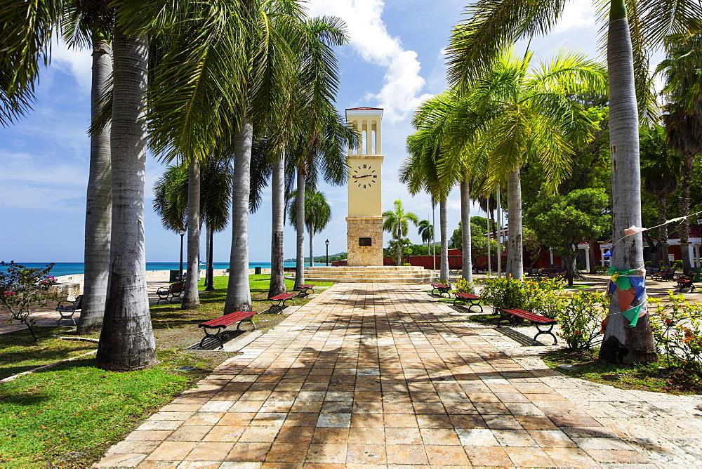 Frederiksted Monument, St. Croix, Virgin Islands, United States Of America